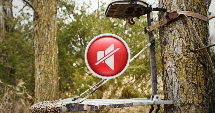 Tree Stand Silencing Tips Diy Video Diy Sportsman