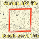 Garmin GPS property boundaries
