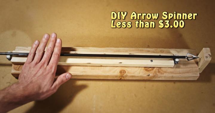 arrow spinner