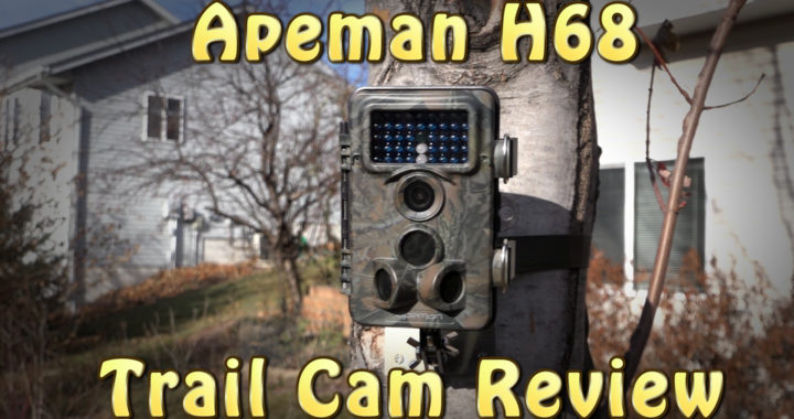 Apeman H68