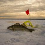 Ice fishing basics