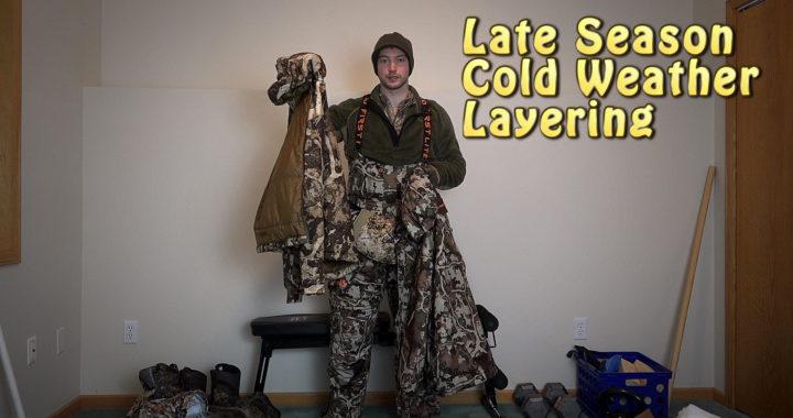 Late season layering