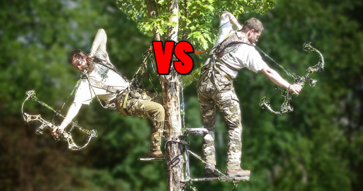 Saddle Hunting Vs Tree Stand Review Diy Sportsman